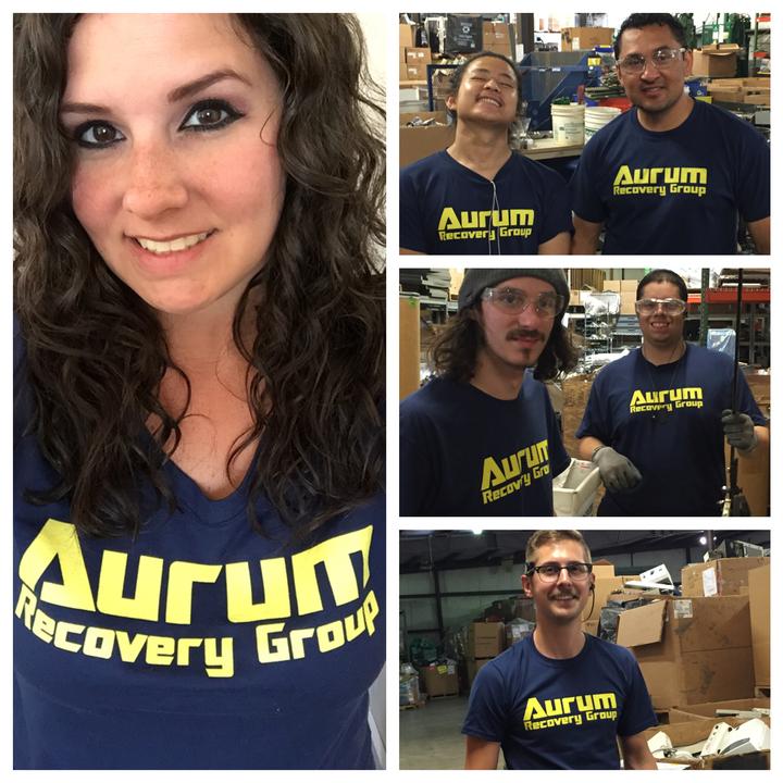 Fun @ Aurum T-Shirt Photo