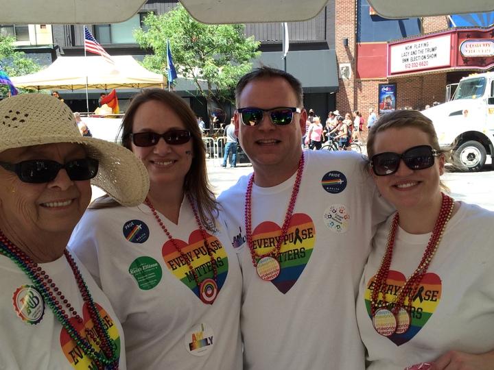 Pride Family T-Shirt Photo