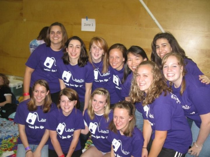 All Youth Relay For Life T-Shirt Photo