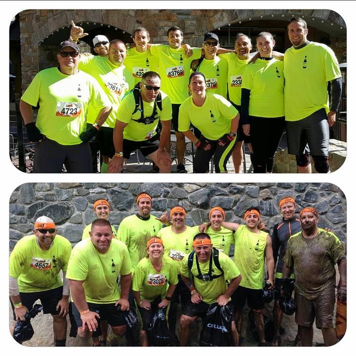 Tough Mudder Tahoe 06/2016 T-Shirt Photo