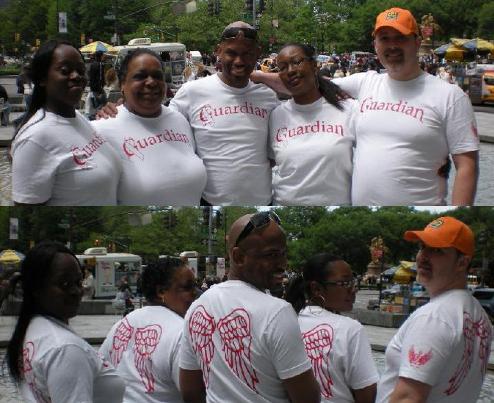 Flirtatious T Flirt For A Cause Aids Walk Ny Walking Team T-Shirt Photo