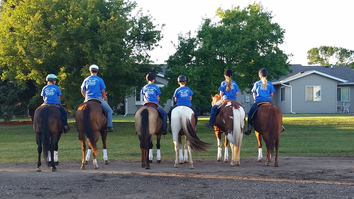 Waseca County Drill Team  T-Shirt Photo