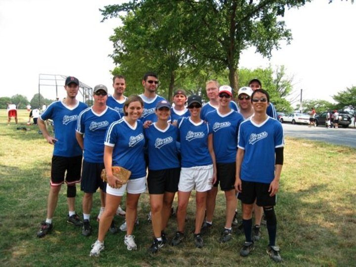 Ligers   Dc Cityball T-Shirt Photo