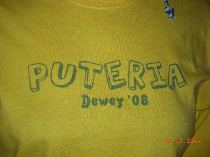 Dewey (Debauchery) Weekend T-Shirt Photo