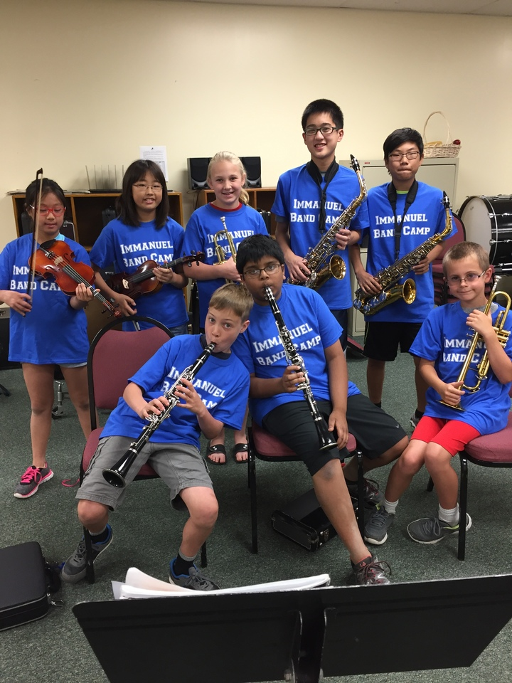 Having Fun At Band Camp! T-Shirt Photo