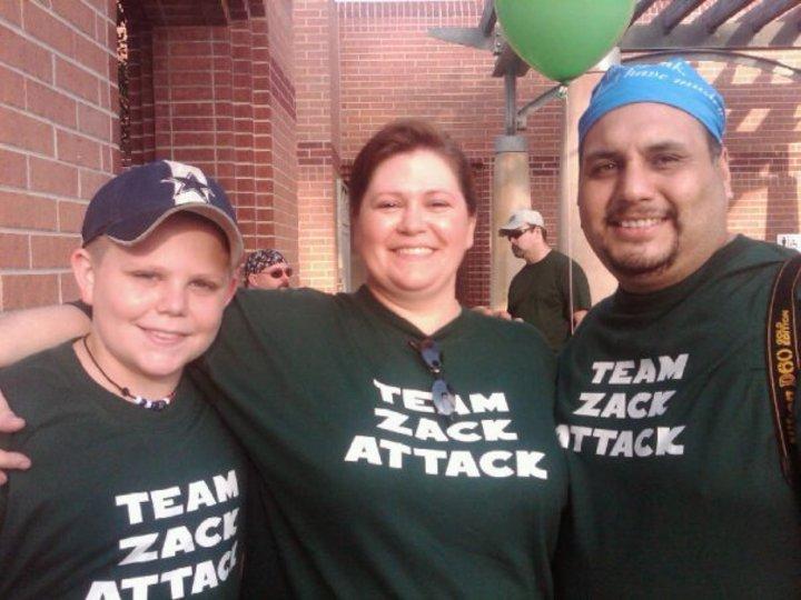 Houston Angelman's Syndrome Walk T-Shirt Photo