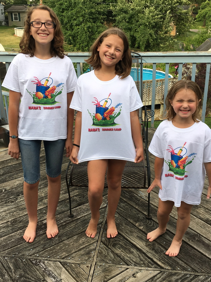 Na Na's Summer Camp T-Shirt Photo