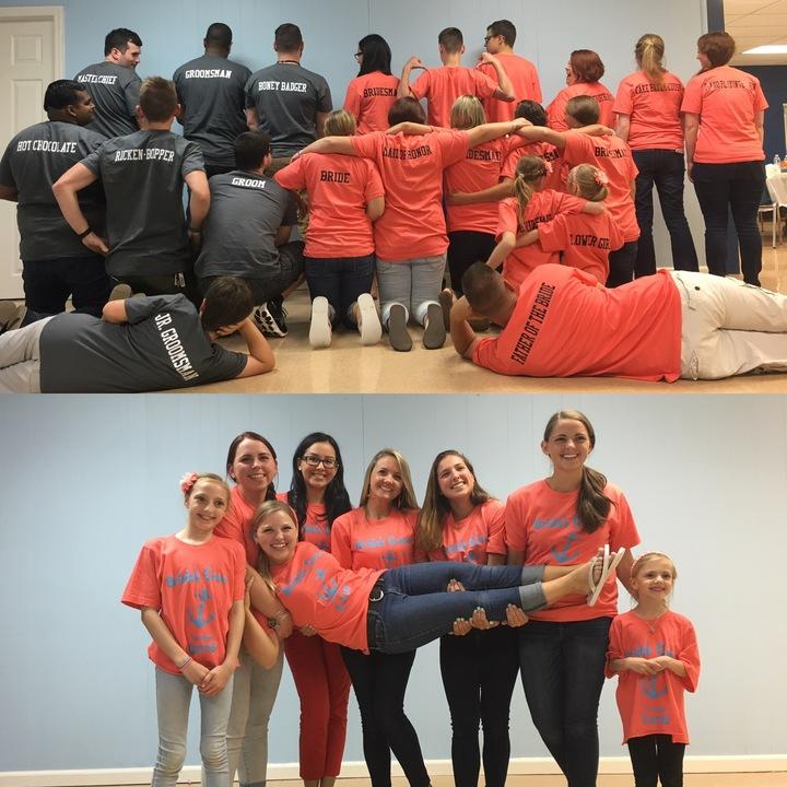 "The ""I Do"" Crew T-Shirt Photo"