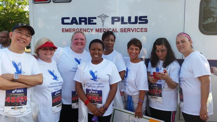 Magnolia Run/Walk For Epilepsy T-Shirt Photo