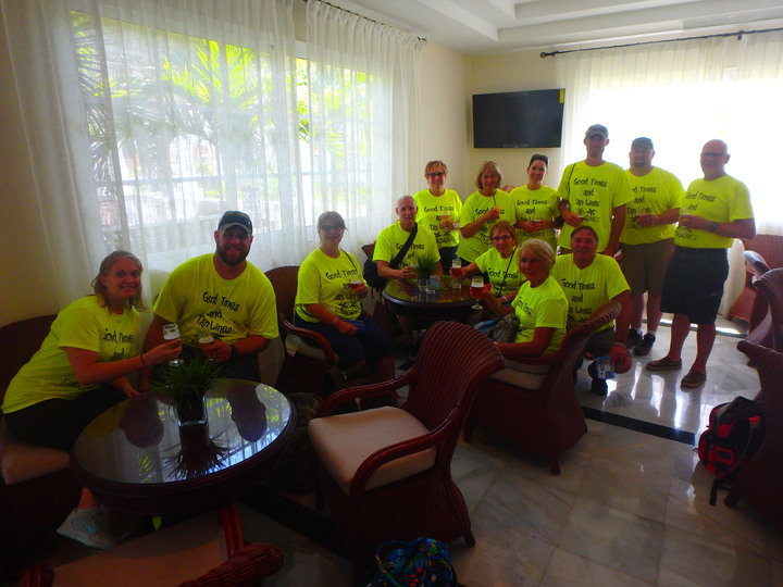 Punta Cana Family Trip T-Shirt Photo