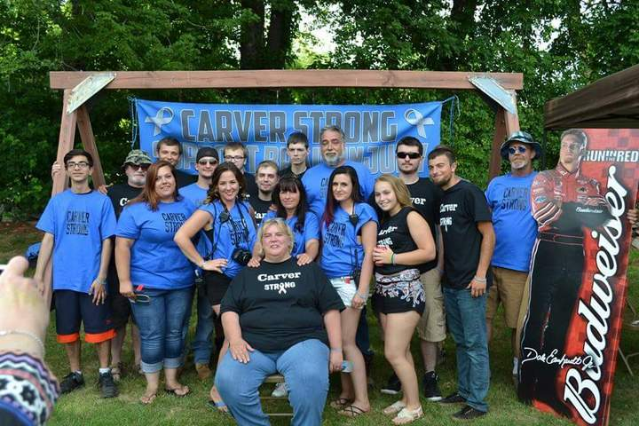 Carver Strong T-Shirt Photo