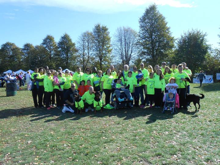 Cammy's Crusaders Walk To Defeat Als T-Shirt Photo