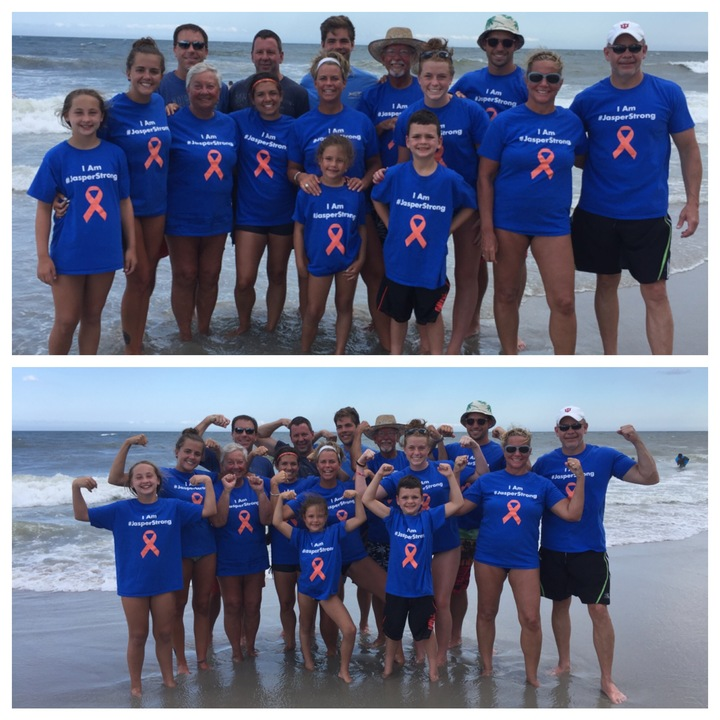 We Are #Jasper Strong T-Shirt Photo