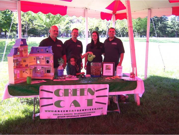 Great Shirts For Green Cat T-Shirt Photo