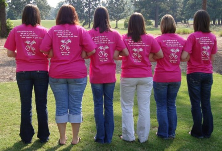 Girl's Trip To Pinehurst, Nc T-Shirt Photo