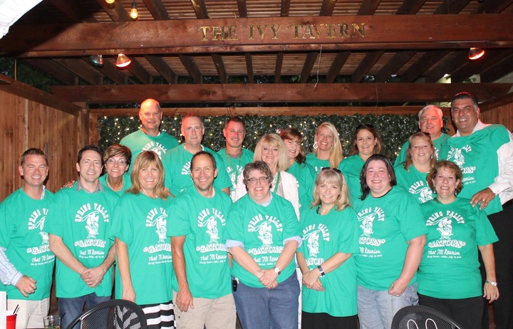 Spring Valley Elementary '70s Reunion T-Shirt Photo
