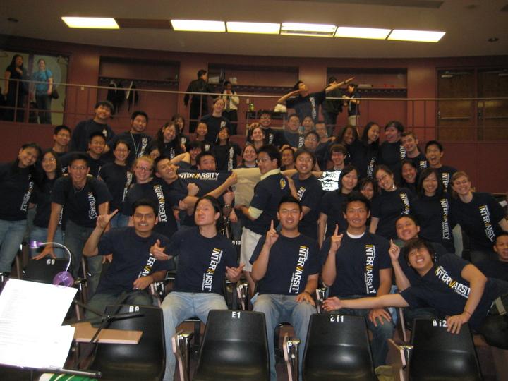 Binghamton Inter Varsity Christian Fellowship 2009 T-Shirt Photo