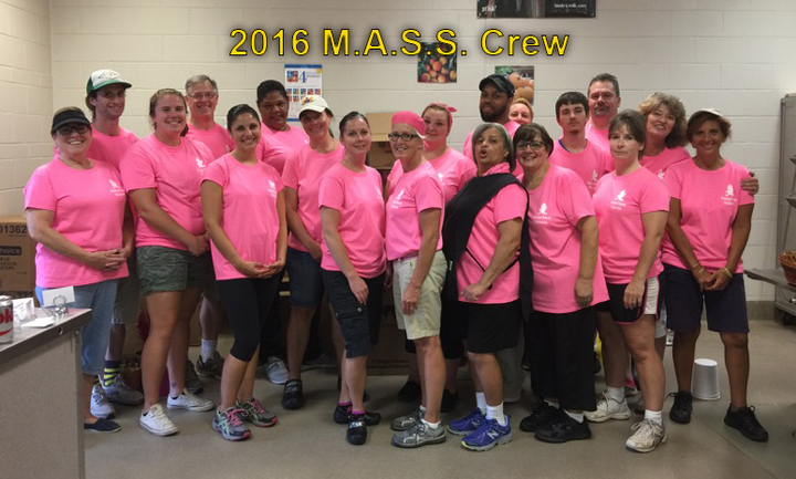 M.A.S.S. Executive Institute Kitchen Crew T-Shirt Photo