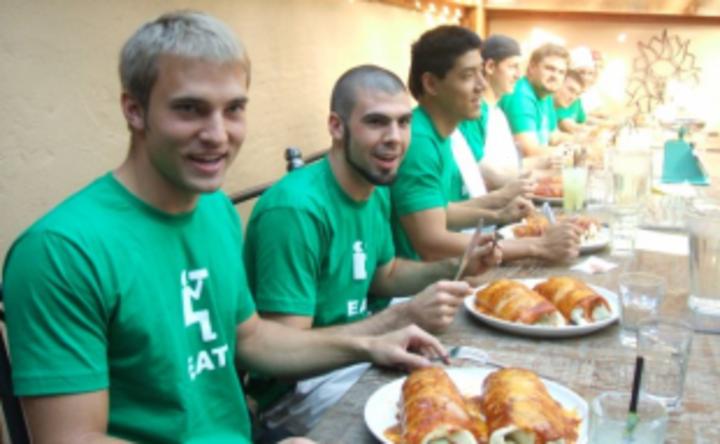 The Great Burritoff T-Shirt Photo