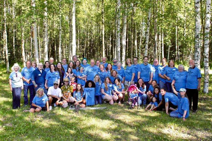 Austermuhl Ak Family Reunion T-Shirt Photo