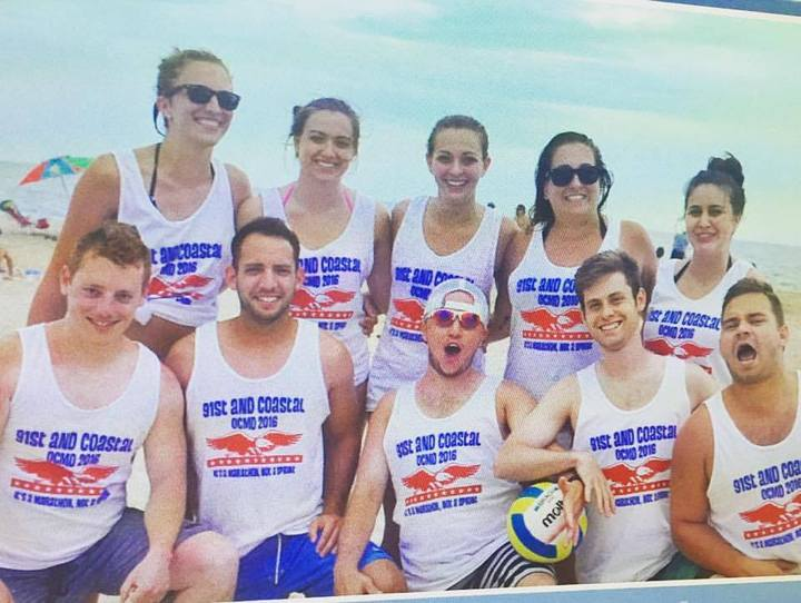 Group Ocmd Beach Trip! T-Shirt Photo