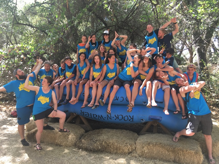 Shoreline Middle School At Summer Camp T-Shirt Photo