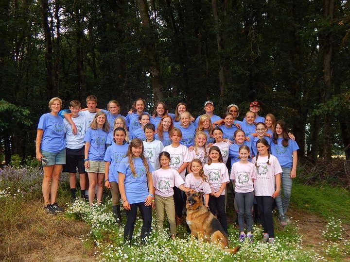 Pony Club Camp 2016 T-Shirt Photo