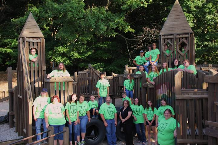 Spur Of The Moment 4 H Club Is Ready For 2016 Fair T-Shirt Photo
