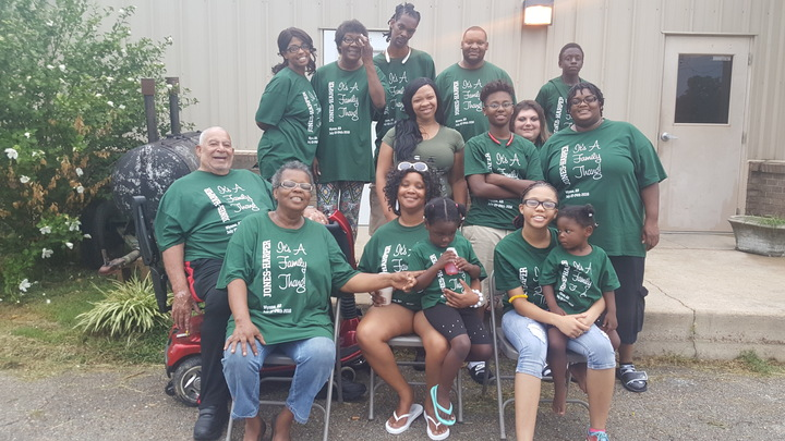 Jones Harper Family Reunion  T-Shirt Photo