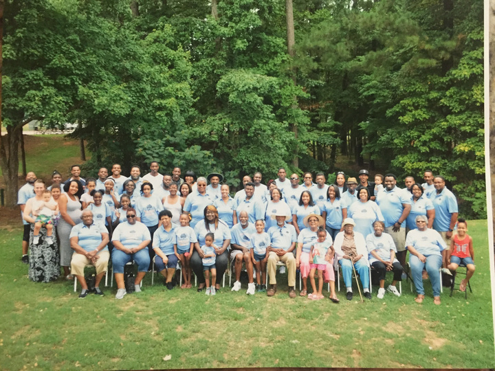 Scott And Young Family Reunion  T-Shirt Photo