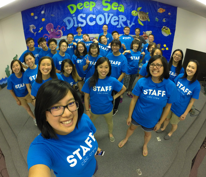 Staff Crew Fun! T-Shirt Photo