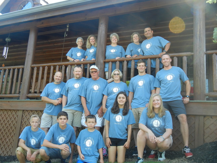 Seilers In The Smokies T-Shirt Photo
