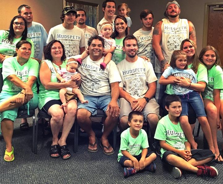 Family Reunion Fun T-Shirt Photo