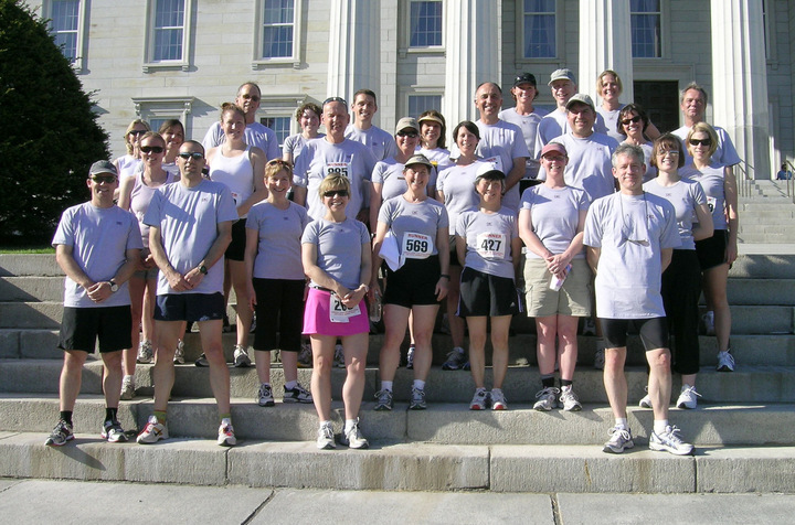 Smc Corporate Cup Runners T-Shirt Photo