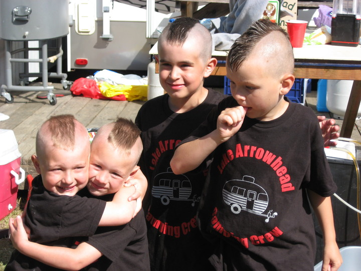 Memorial Mohawks T-Shirt Photo