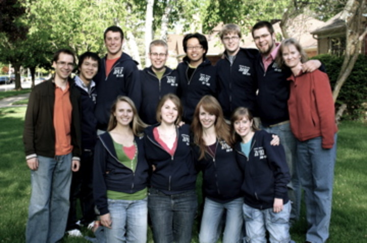 Calvin College Worship Apprentices 08 09 T-Shirt Photo