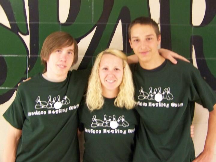 Bowling Team T-Shirt Photo