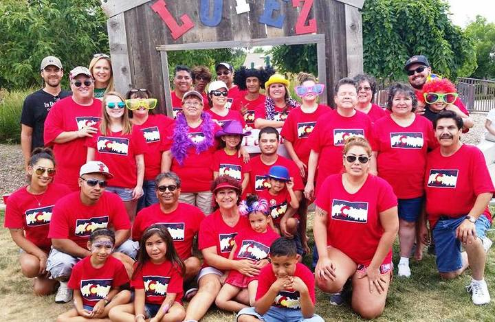Lopez 2016 Family Reunion T-Shirt Photo