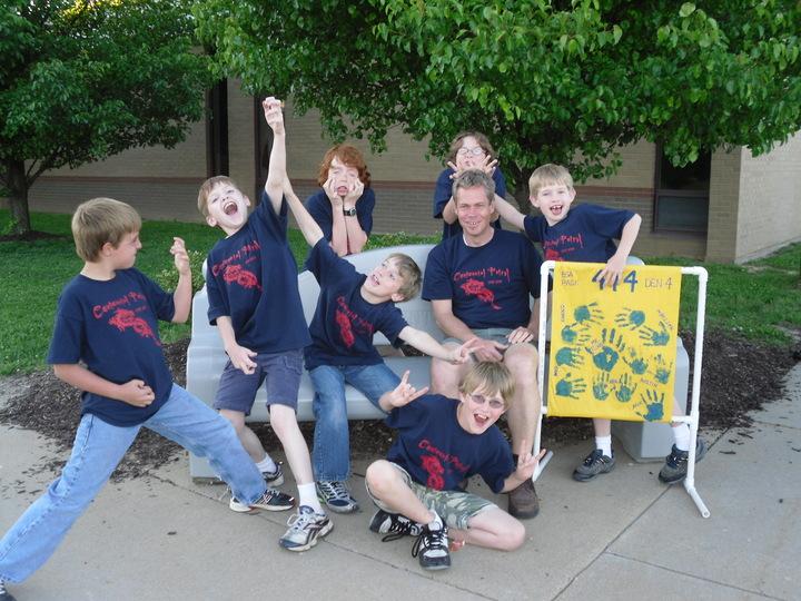 Centennial Patrol T-Shirt Photo