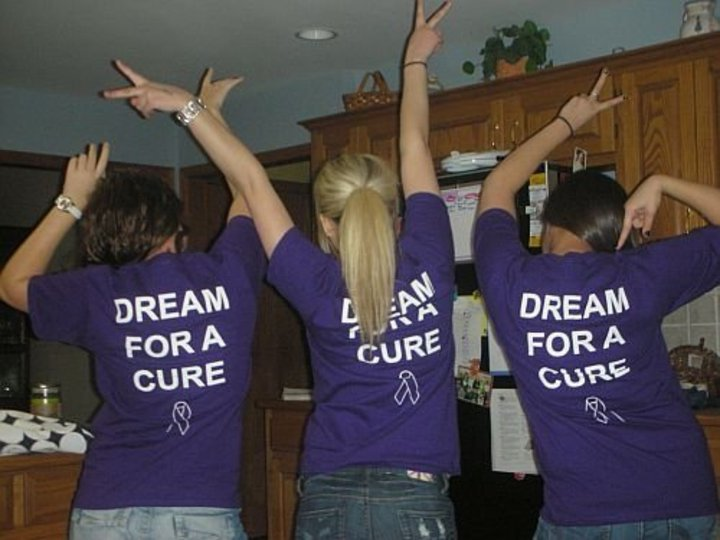 Relay 2009 Dream Team T-Shirt Photo