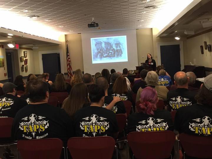 Taps Family Reunion / Salem  2016 T-Shirt Photo