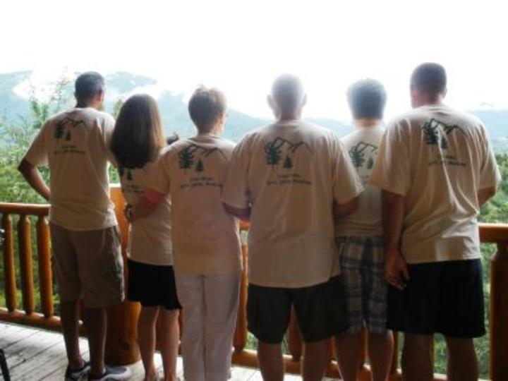 1st Annual Rickard/Patel Family Getaway T-Shirt Photo