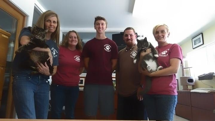 The Hideaway Crew T-Shirt Photo