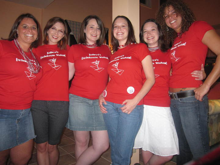Bachelorette Party! T-Shirt Photo
