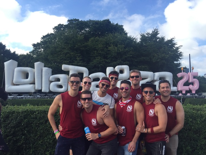 Lollapalooza! T-Shirt Photo
