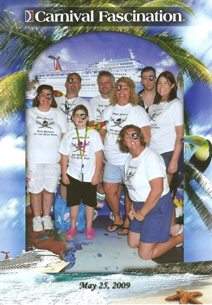 Arr, Matey!  Rum Raiders Rule The High Seas! T-Shirt Photo