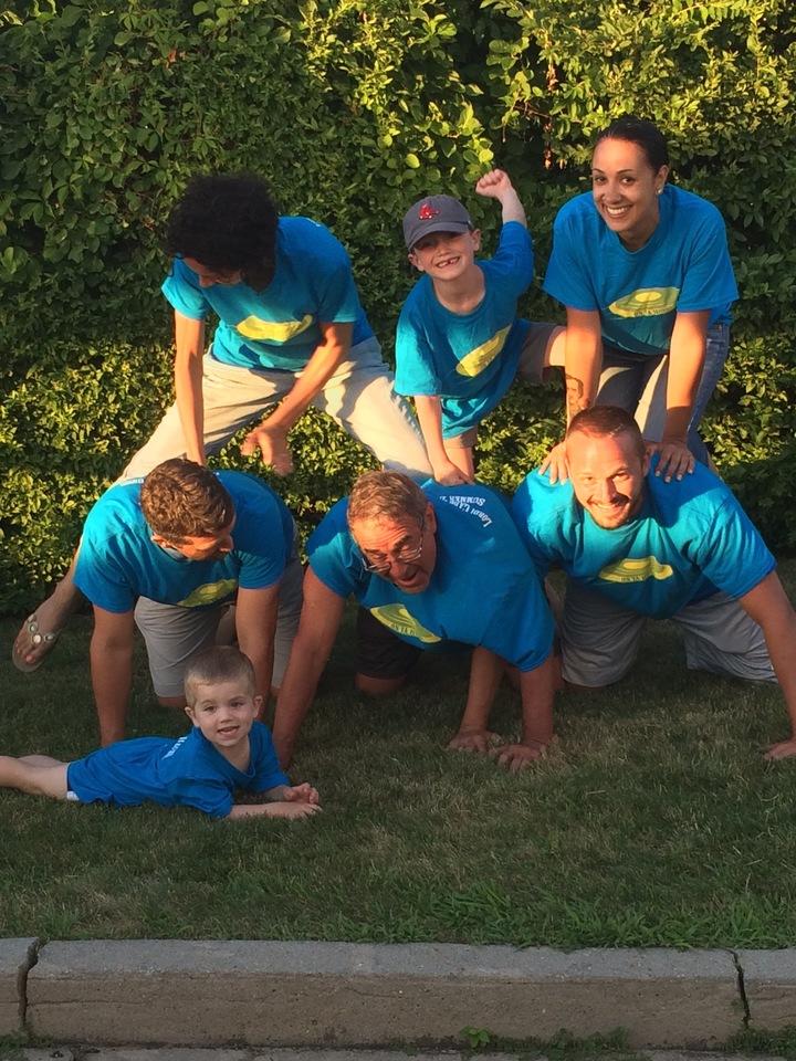 Go Team, Go! T-Shirt Photo