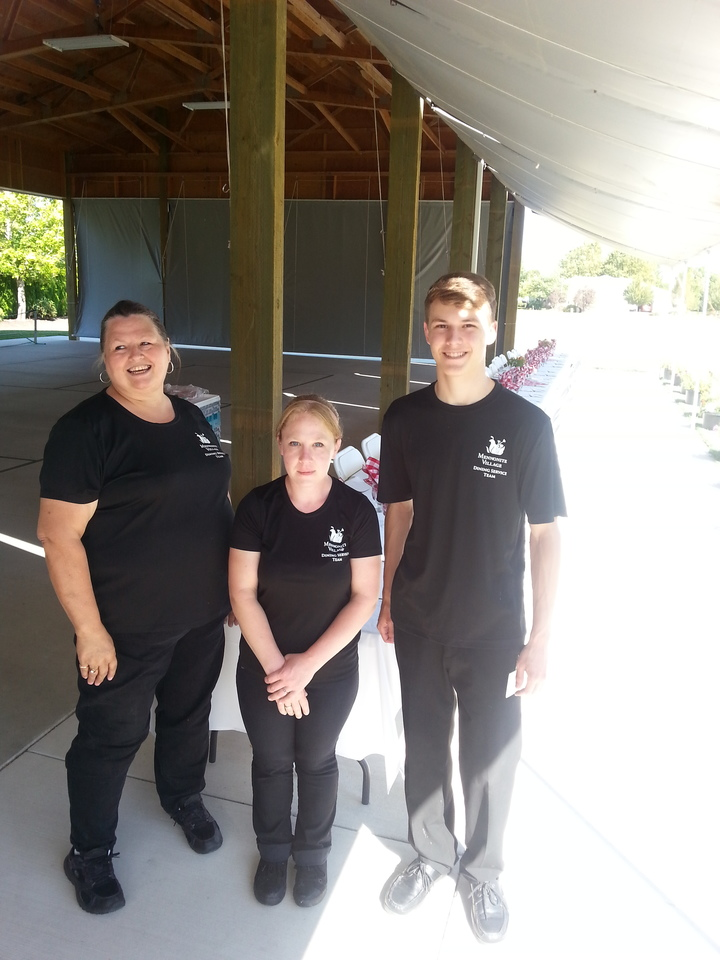 Catering Team T-Shirt Photo