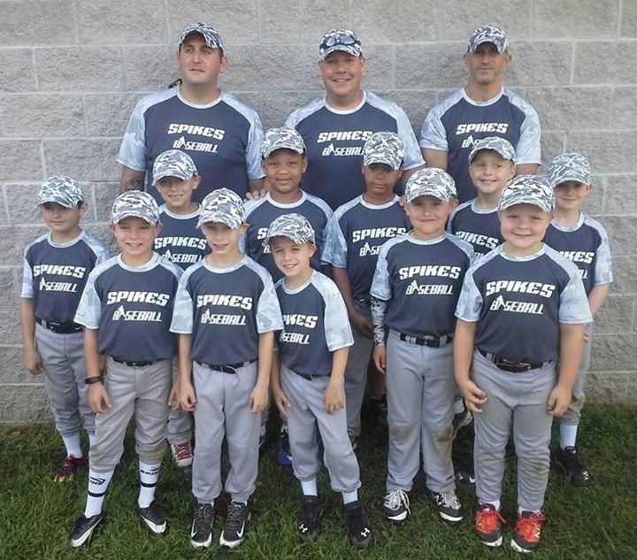 The Spikes Baseball Gang T-Shirt Photo