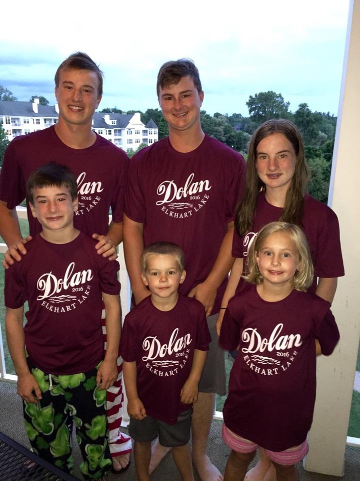 Dolan Family Vacation  T-Shirt Photo